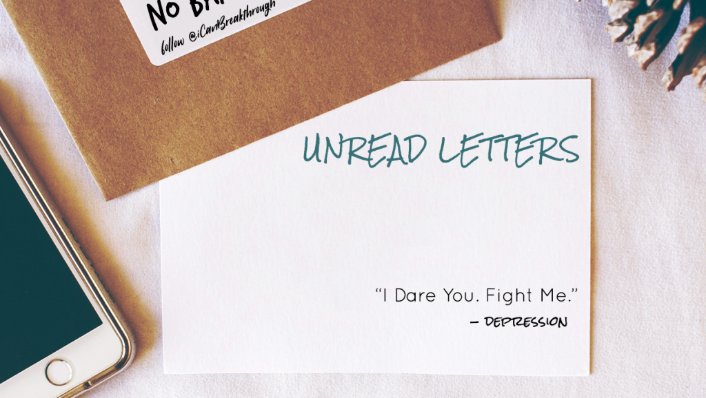 Unread Letter - Depression