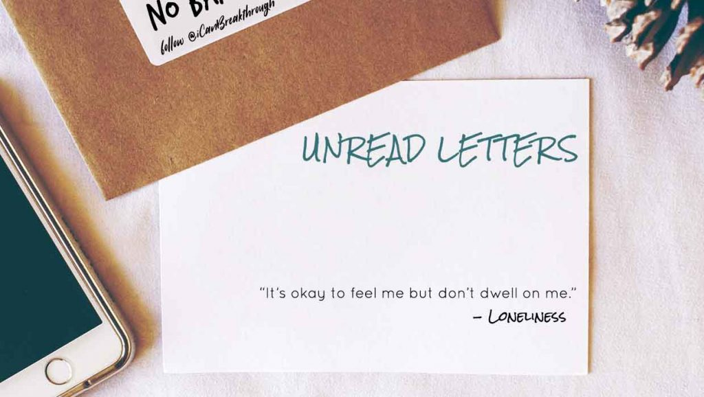 iCanBT_Unread Letter-Loneliness